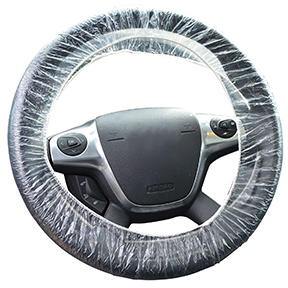 John Dow Industries Steering Wheel Covers