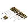 GearWrench 12 Pc. Combination Dual Material Screwdriver Set