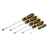 GearWrench 5 Pc. Slotted Dual Material Screwdriver Set