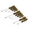 GearWrench 10 Pc. Combination Dual Material Screwdriver Set