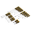 GearWrench 20 Pc. Combination Dual Material Screwdriver set