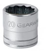 GearWrench ½½ Dr. 12 Pt. Std. Metric Socket, 12mm