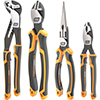 GearWrench 4 Pc. Pitbull Dual Material Mixed Plier Set
