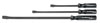 GearWrench Angled Tip Pry Bar Set, 3pc