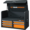 """GearWrench 36"""" 5 Drawer Chest"""