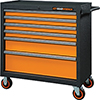 "GearWrench 36"" 6 Drawer Cabinet"
