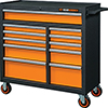 "GearWrench 41"" 11 Drawer Cabinet"