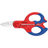 """Knipex 6-1/8"""" Universal  Electrician's Shears"""