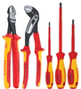 Knipex Automotive Insulated Tools Set, 5Pc