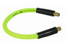"""Legacy Manufacturing Company Zilla Whip 1/2"""" x 2' swivel whip hose 1/2"""" NPT"""