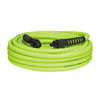 """Legacy Manufacturing Company 3/8"""" X 50' Flexzilla® ZillaGreen™ Air Hose with 1/4"""" Ends"""