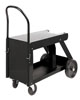 Lincoln Electric Welding Cart (80 cu.ft bottle capacity)