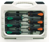 Mayhew Tools 6 pc. Cats Paw™ Capped Screwdriver Set