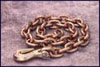 """Mo-Clamp 3/8"""" x 8' Frame Straightening Chain with Grab Hook"""