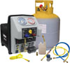 Mastercool Twin Turbo Refrigerant Recovery Machine for all R134a Applications  Including Buses & Fleet