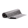 "New Pig Corporation PIG® Grippy® Adhesive-Backed Floor Mat, (5) 36""x10' rolls, Gray"