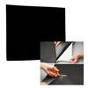 """RBL Products, Inc. Self-Adhering, 12"""" x 12"""" Black/Paintable Sound Damping Pad"""