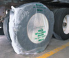 "RBL Products, Inc. Plastic Wheel Bag Maskers, 24.5"", 50/Box"