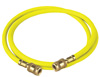 "Robinair 1/4"" Enviro-Guard Hose for R-134a - Yellow"