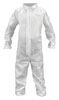 SAS Safety Breathable SMS Hooded and Booted Coveralls