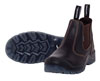 SAS Safety Boost™ Mack® Boot, Claret, Size 8.5