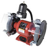 """Sunex Tools 8"""" Bench Grinder with Light"""