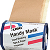 U. S. Chemical & Plastics Handy Mask Tape & Paper with Dispenser