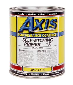 how to use self etching primer