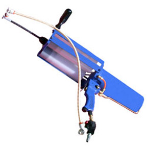 autosourcetoday applicator gun for enviro liner
