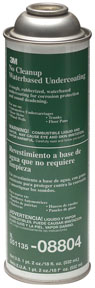 3M Company No Cleanup Waterbased Undercoating 08804, 20 fl oz