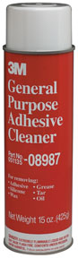 3M Company General Purpose Adhesive Cleaner 08987, 15 oz Net Wt
