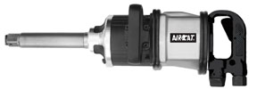 """AIRCAT 1"""" X 8"""" Extended """"Super Duty"""" Impact Wrench"""