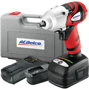"AC Delco 18V 3/8"" Impact Wrench"