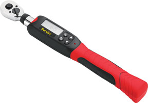 AC Delco 3/8 in. Drive 2 - 37 ft-lbs. Digital Torque Wrench