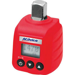 "AC Delco 1/2"" Digital Torque Adapter"