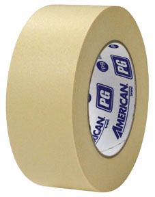 "American Tape 3/4"" PG™ High Temperature Premium Paper Masking Tape"