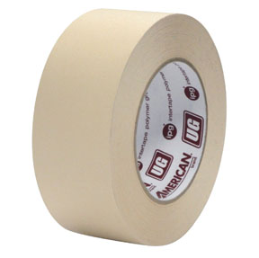 "American Tape 3/4"" Utility Grade Paper Masking Tape"