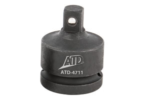 "ATD Tools Super Impact Reducer, 3/4"" Female to 1/2"" Male"