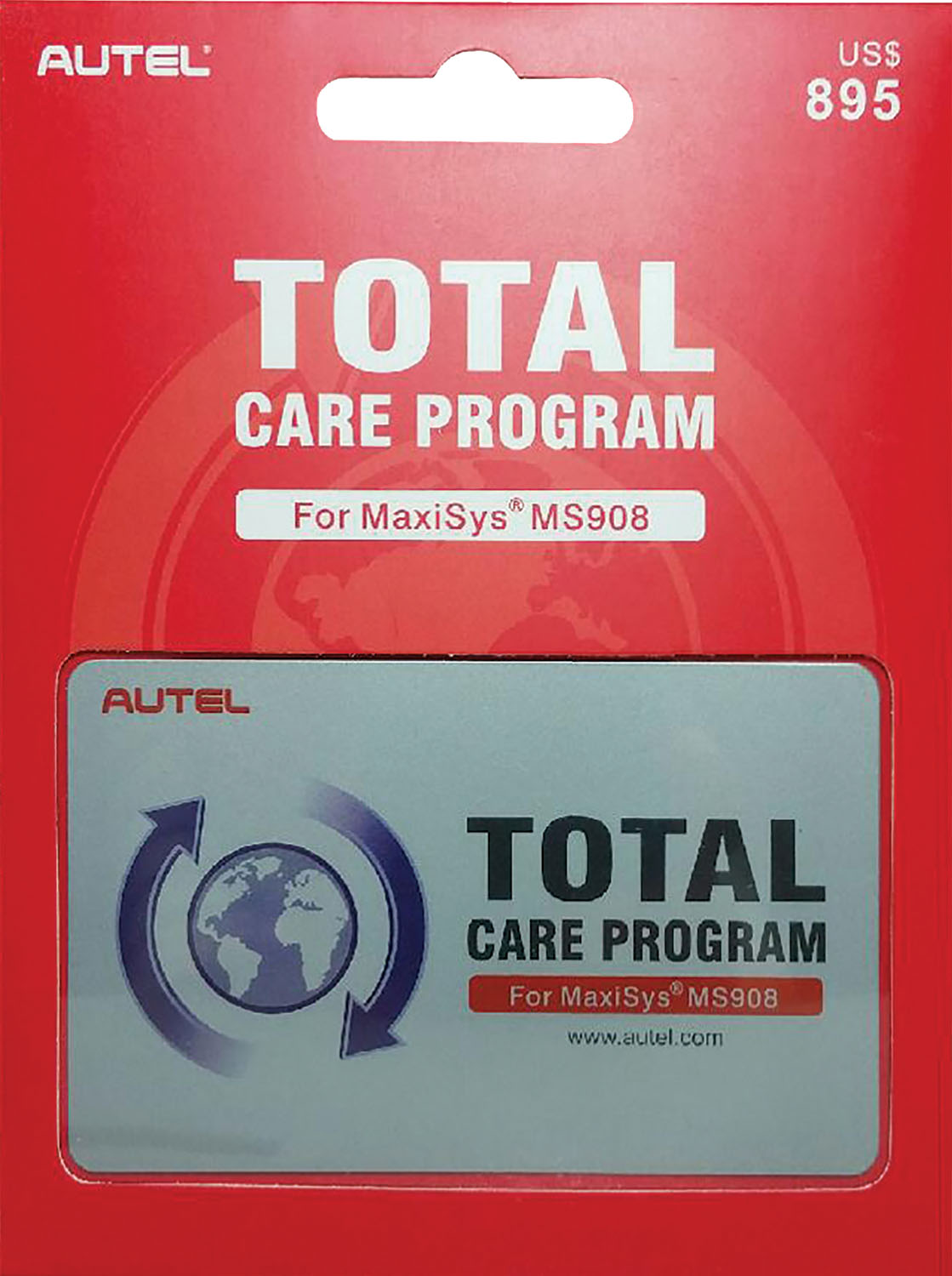 Autel 1 Year Software Update for MaxiSys® MS908 Complete Diagnostic System