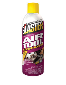 B'laster Corporation Air Tool Conditioner, 11 oz.