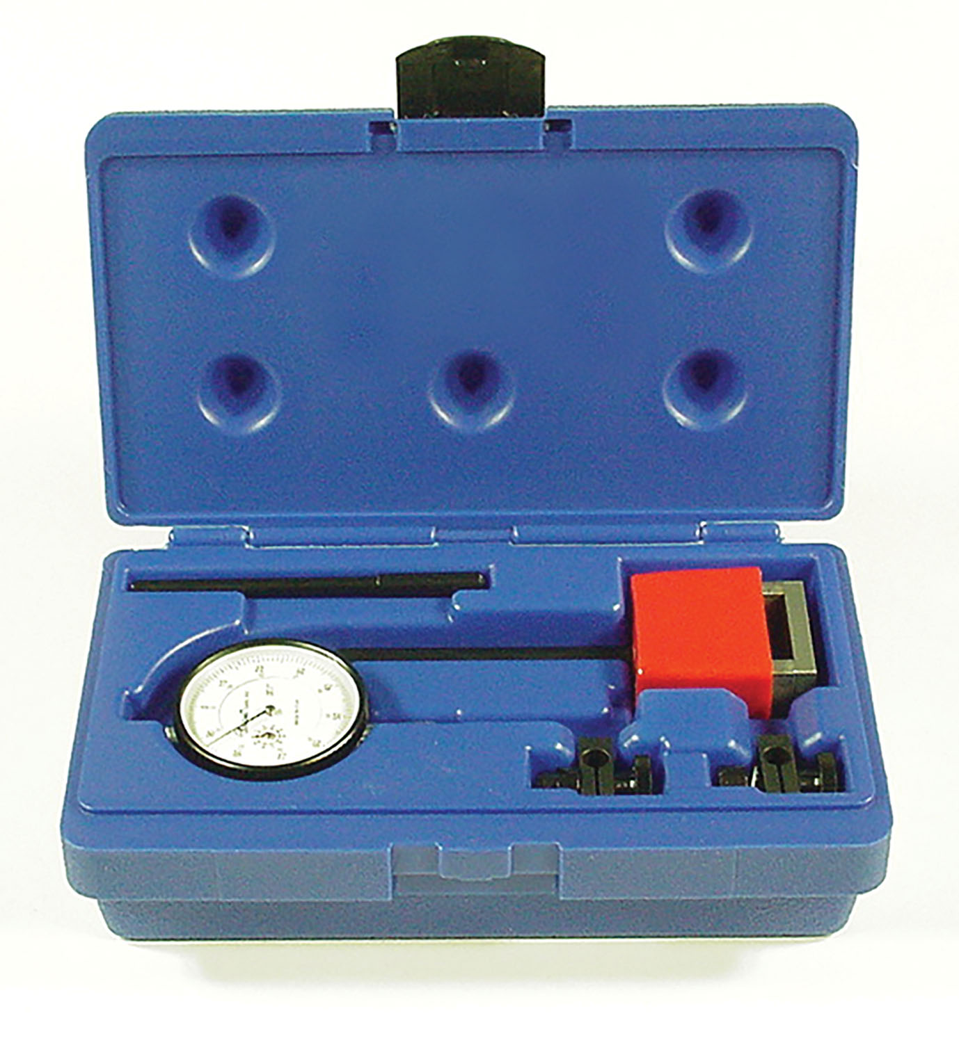 """Central Tools 1"""" Dial Indicator Set"""