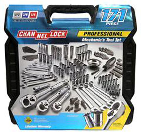 Channellock 171 Pc. Mechanic'S Tool Set