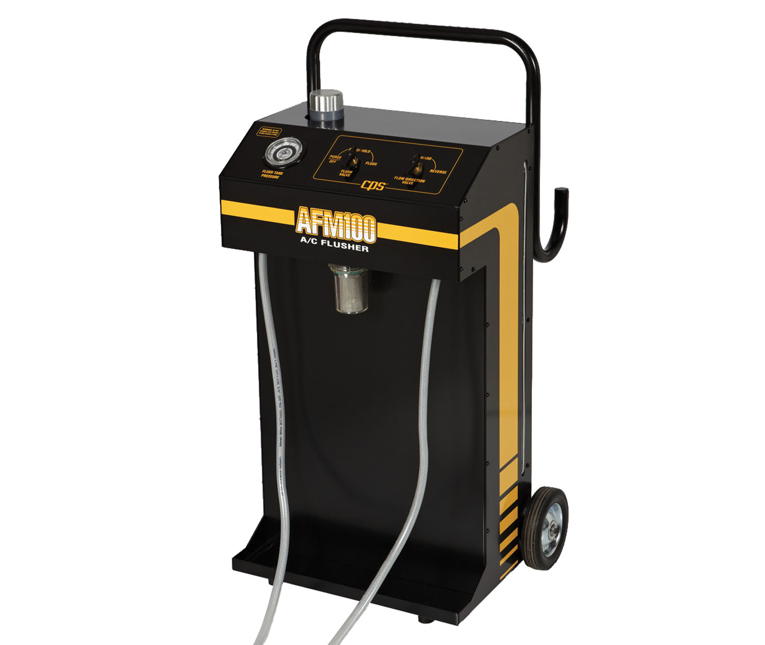 CPS Products A/C Flushing Machine
