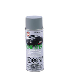 Dominion Sure Seal One Step, Self Etching Primer Aerosol, Grey (16oz Can)