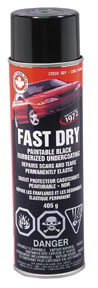 Dominion Sure Seal Fast Dry Rubberized Undercoat, (850ml Can)