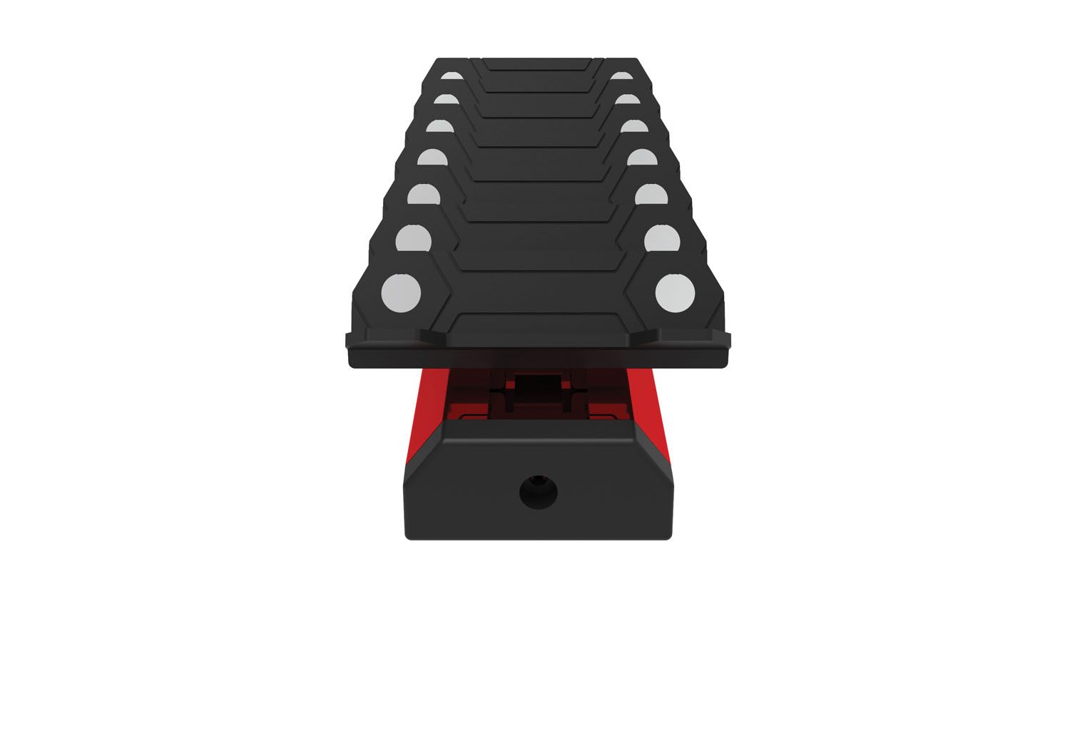 E-Z Red 7 Pc. Magnetic Wrench Rack, Red