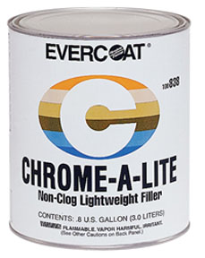 Fibre-Glass Evercoat Chrome-A-Lite™, 3-Gallon