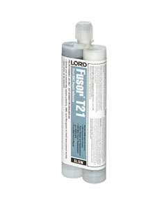Lord Fusor Truck Plastic Structural/Cosmetic Adhesive (Medium-Set), 10.1 oz.