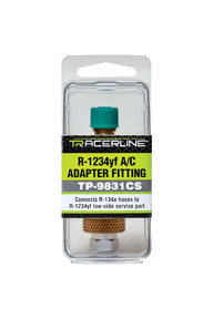 Tracerline Cool Seal™ R-1234yf A/C Adapter Fitting