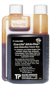 Tracerline Dye-Lite® All-In-One™ Concentrated Full-Spectrum Oil Dye, 8 oz.
